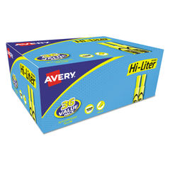 Avery® HI-LITER® Desk-Style Highlighters Thumbnail