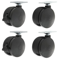 Alera® Casters for Height-Adjustable Table Bases Thumbnail