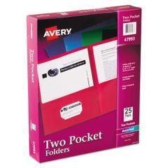 Avery® Two-Pocket Folder Thumbnail