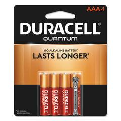 Duracell® Quantum Alkaline Batteries Thumbnail