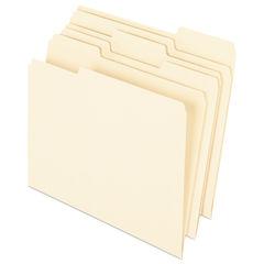 Pendaflex® Earthwise® by Pendaflex® 100% Recycled Manila File Folder Thumbnail