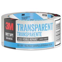 Scotch® Tough Duct Tape - Transparent Thumbnail
