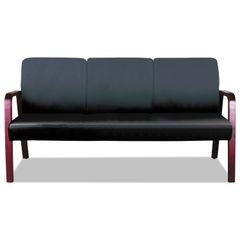 Alera® Reception Lounge WL Series 3-Seat Sofa Thumbnail