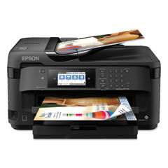 Epson® Workforce WF7710 Wide Format All In One Printer Thumbnail