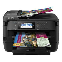 Epson® WorkForce® WF-7720 Wide-format All-in-One Printer Thumbnail