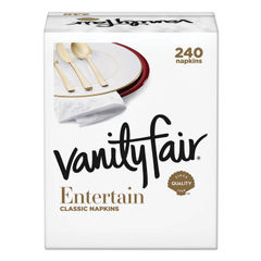 Vanity Fair® Impressions® Dinner Napkins Thumbnail