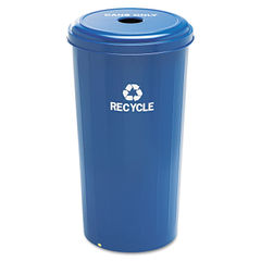 Safco® Tall Round Recycling Receptacle for Cans Thumbnail