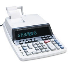 Sharp® QS-2760H 12-Digit Professional Heavy-Duty Commercial Printing Calculator Thumbnail