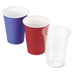 Dart® Party Plastic Cold Drink Cups Thumbnail