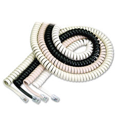 Softalk® Coiled Phone Cord Thumbnail