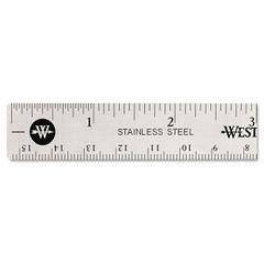 Westcott® Stainless Steel Ruler Thumbnail