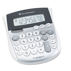 Texas Instruments TI-1795SV Minidesk Calculator Thumbnail