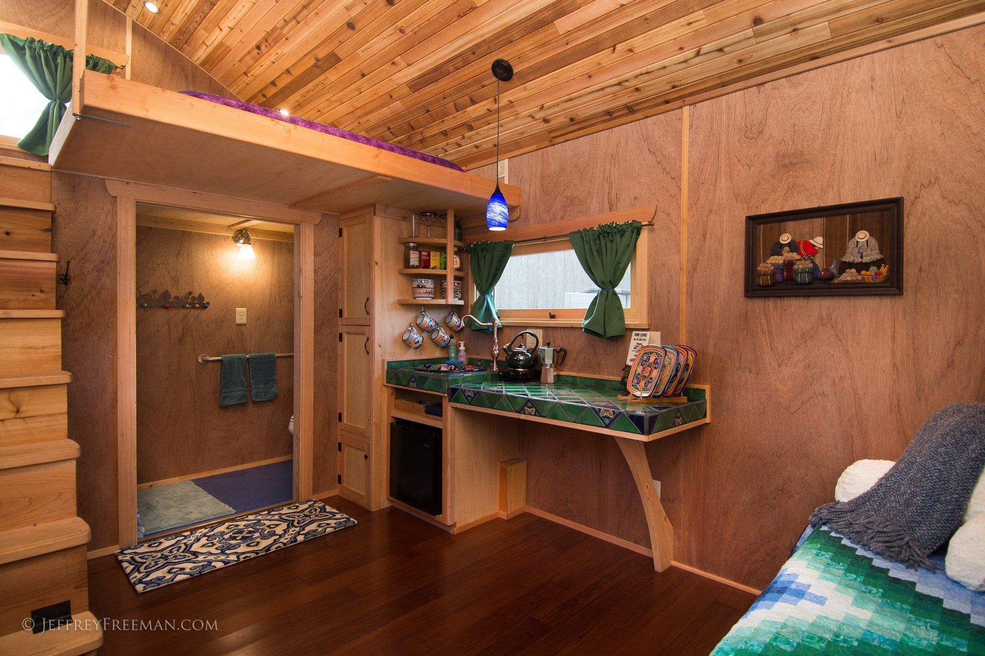 tiny house hotel pacifica 3 - The Hotel 大篷车 welcomes new wheelchair accessible tiny house