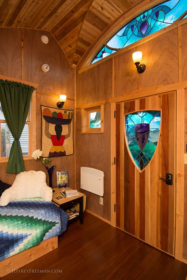 tiny house hotel pacifica 6 - The Hotel 大篷车 welcomes new wheelchair accessible tiny house