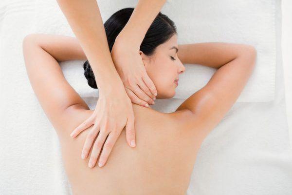 Power Up Spa Massage