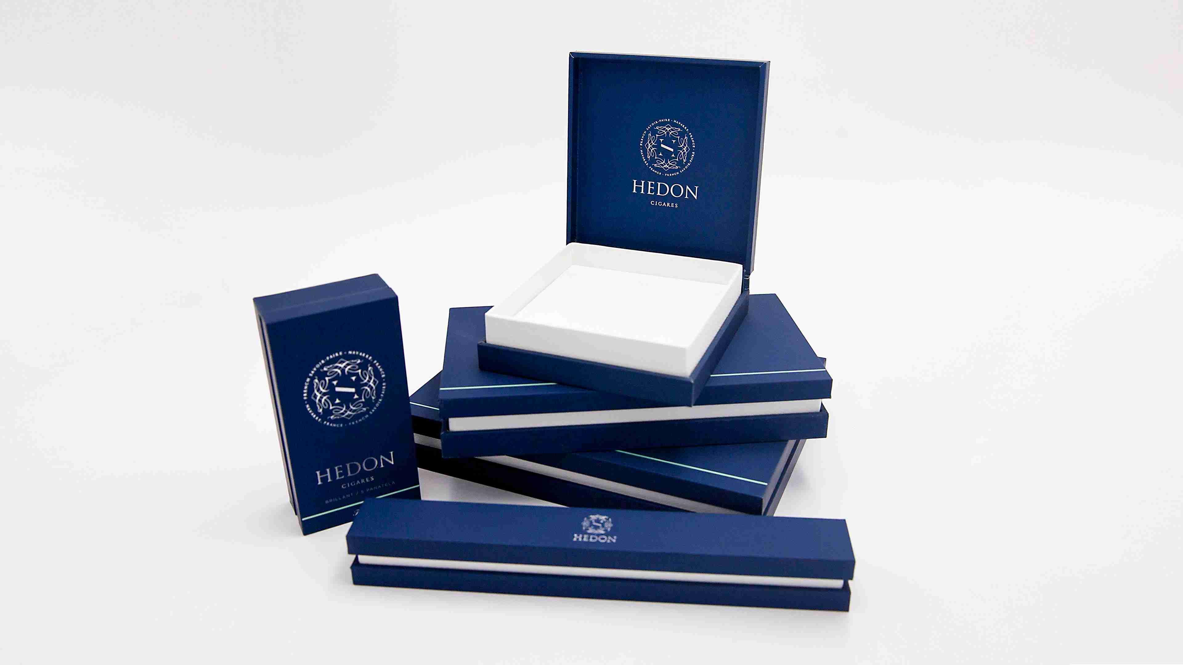 Hedon Cigar Boxes