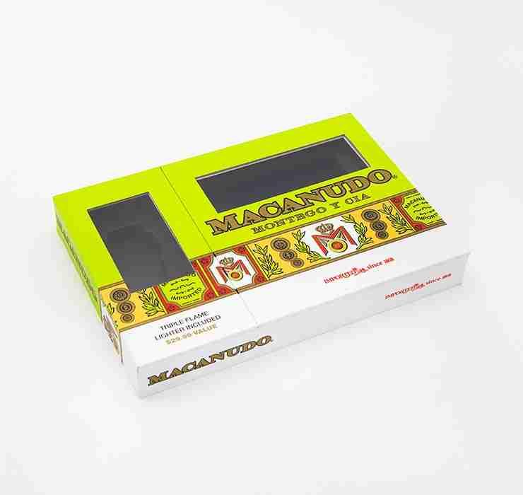 Macanudo Cigar Box
