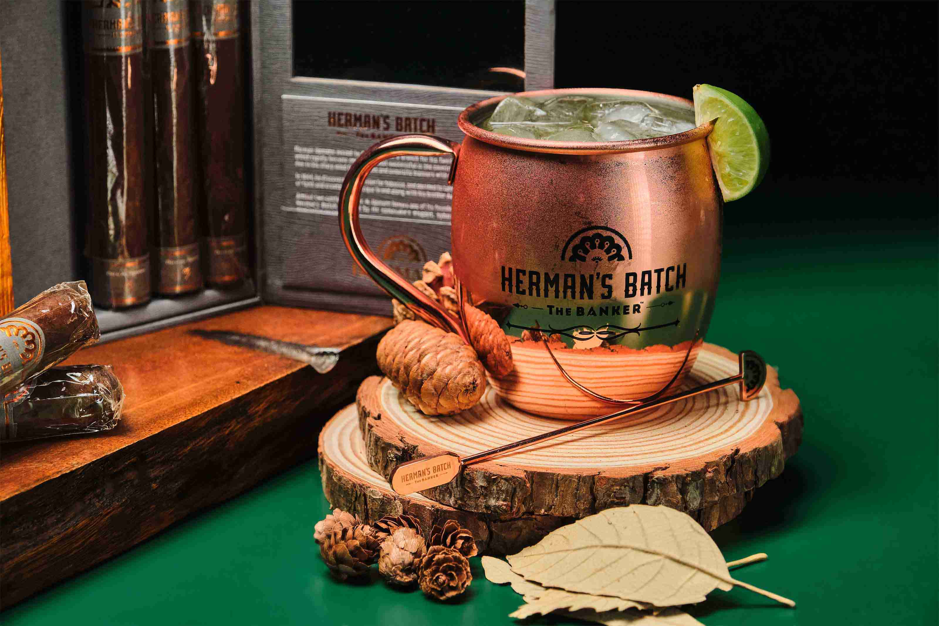H.Upmann Herman's Batch Cigar Gift Set