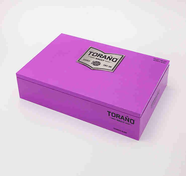 Torano Vault Cigar Box