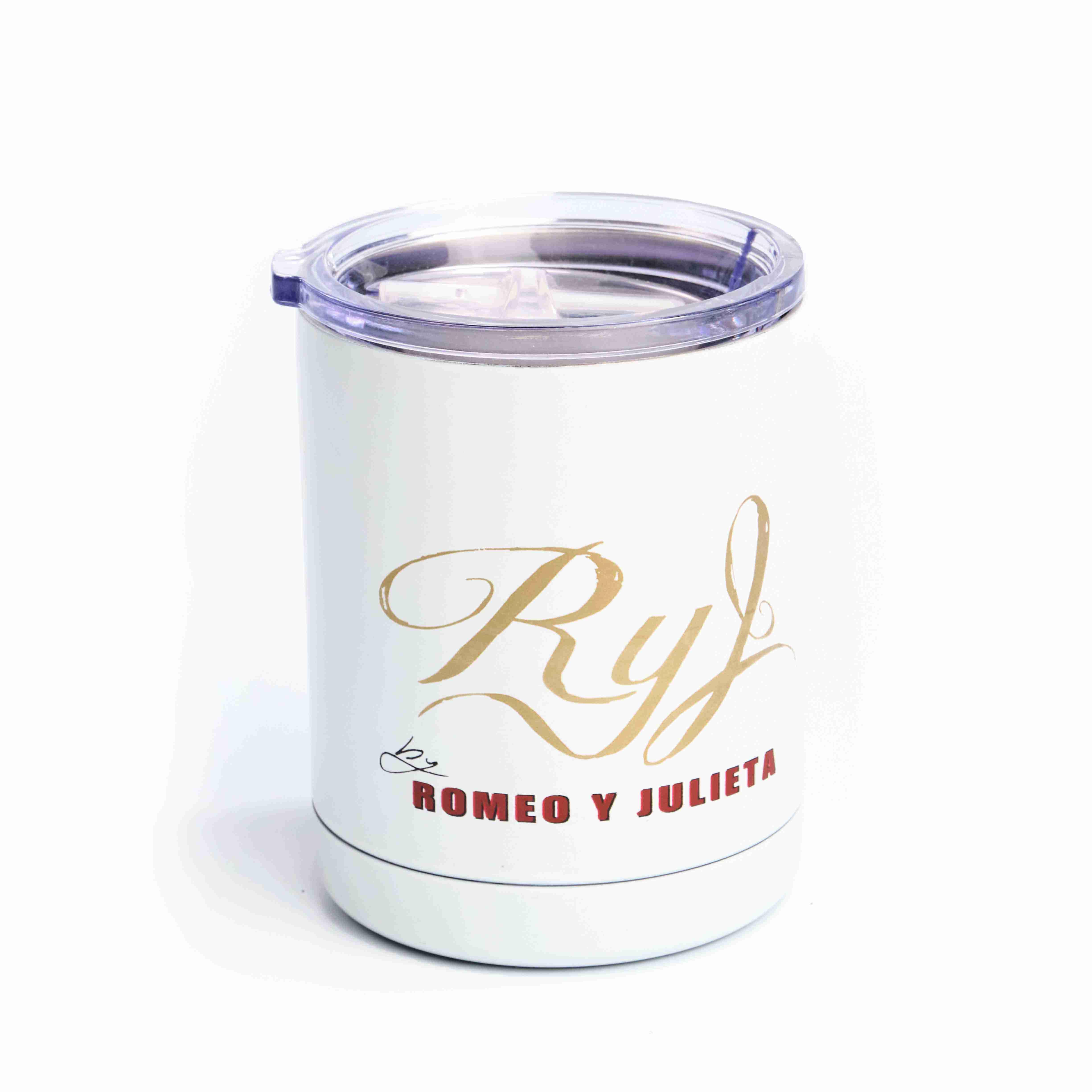 Romeo y Julieta Travel Mug