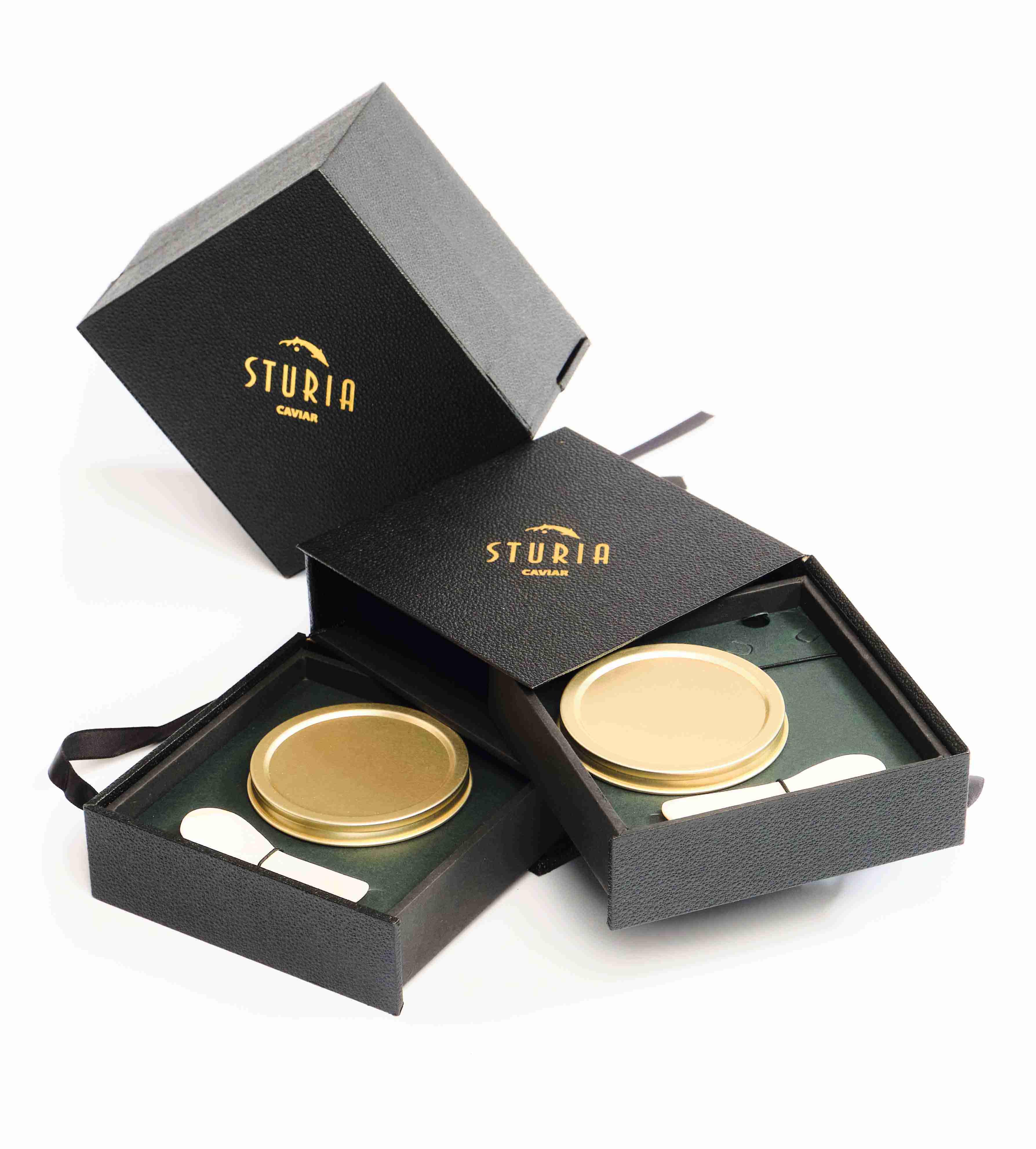 Sturia Caviar Box