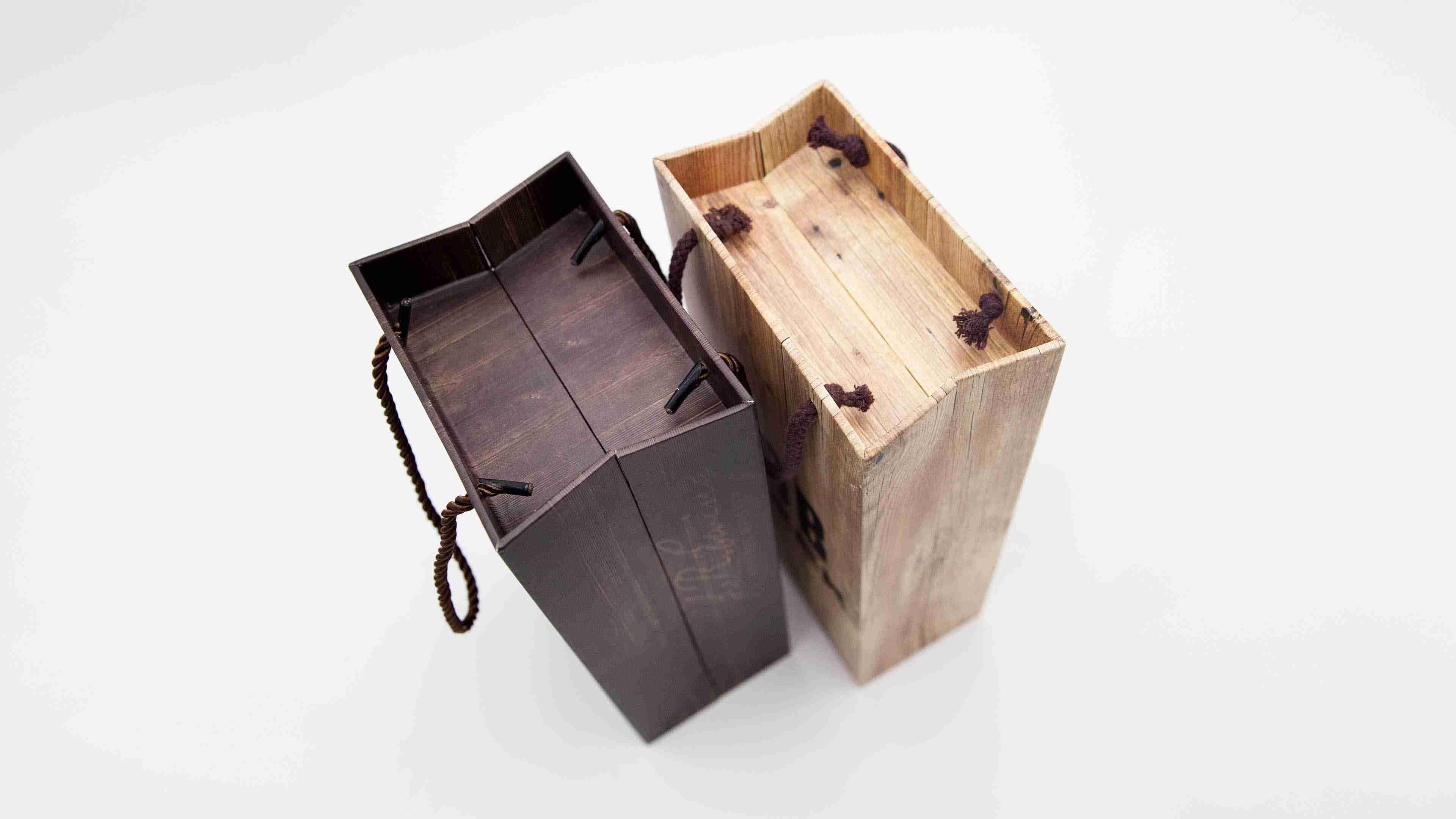 bourbon whiskey boxes