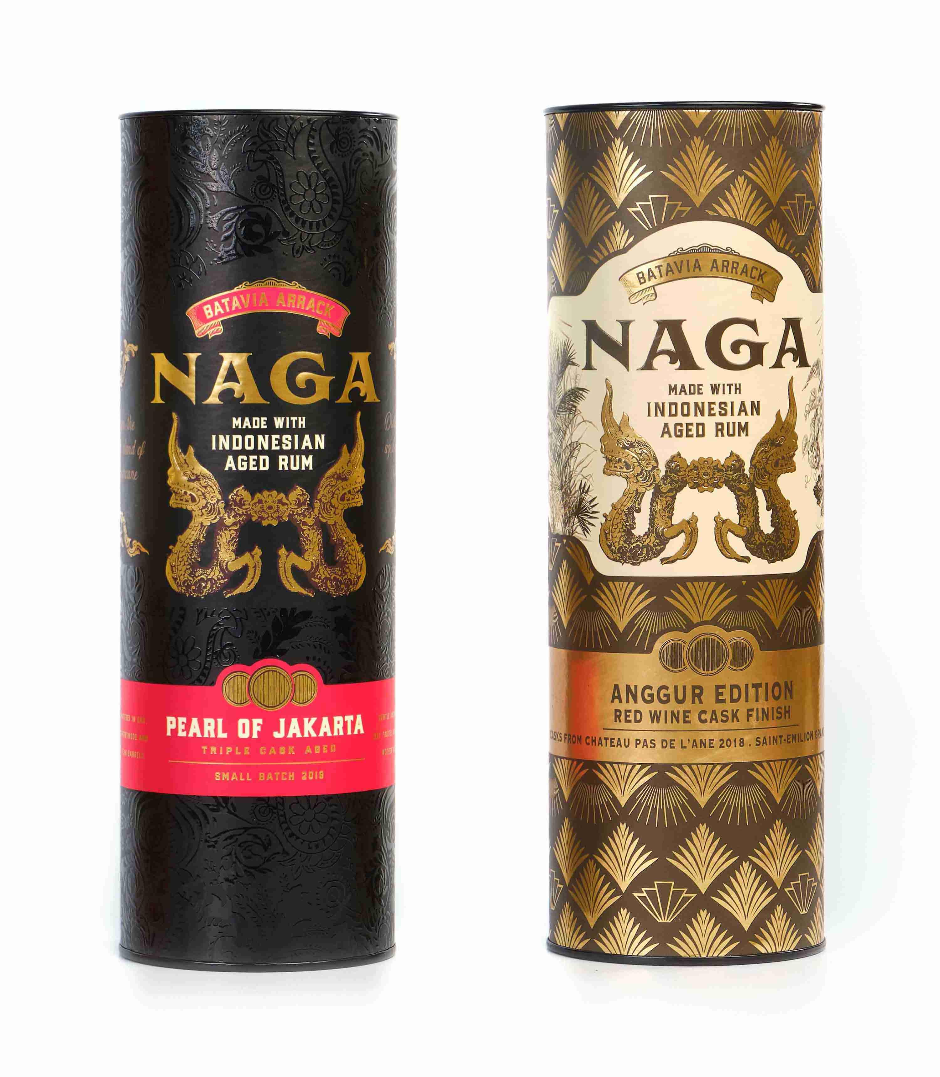 NAGA Rum Boxes