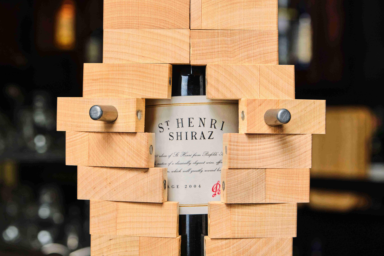Wooden Wine Spirits Display Box