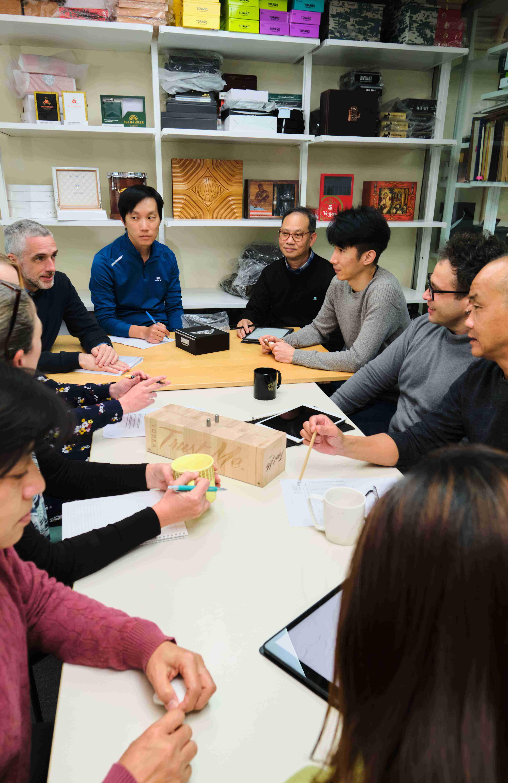 RetailPak Design Team