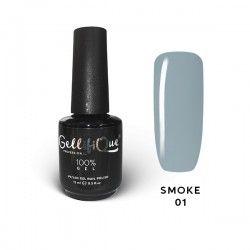 SMOKE-01 / STEEL (SIN HEMA)