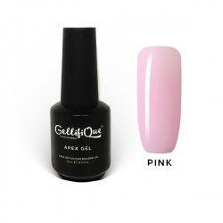 Apex Gel - Petal Pink / Pink (SIN HEMA)