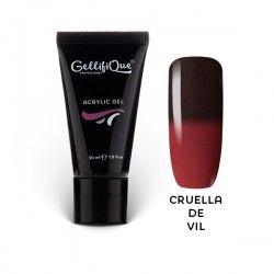 Acrylic Gel CRUELLA DE VIL 30gr