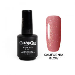 APEX GEL 2 IN 1 - CALIFORNIA GLOW (HEMA FREE)