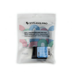 STALEKS REFILL PEDICURE ABRASIVES pack (80 grit)
