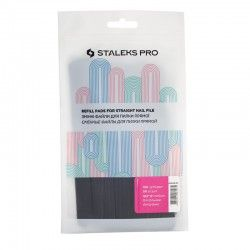 STALEKS STRAIGHT (NARROW) FILE ABRASIVES PACK (150 grit)