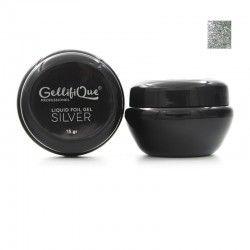 Liquid Foil Gel Paint - Silver (SIN HEMA)