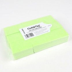 100% LINT FREE WIPES - LIME