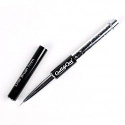 LINER NAIL ART BRUSH 7mm