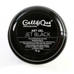 Art Gel - JET BLACK (SIN HEMA)