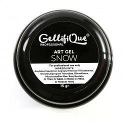 Art Gel - SNOW (SIN HEMA)