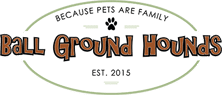 Ball Ground Hounds Logo
