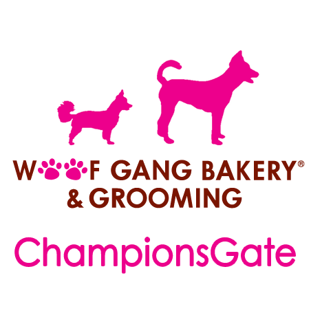 Woof Gang Bakery & Grooming ChampionsGate Logo