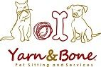 Yarn & Bone Pet Supply Logo