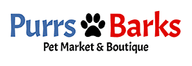Purrs n' Barks Pet Market & Boutique Logo