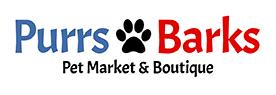 Purrs n' Barks Pet Market & Boutique Logo