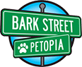 Bark Street Petopia Logo