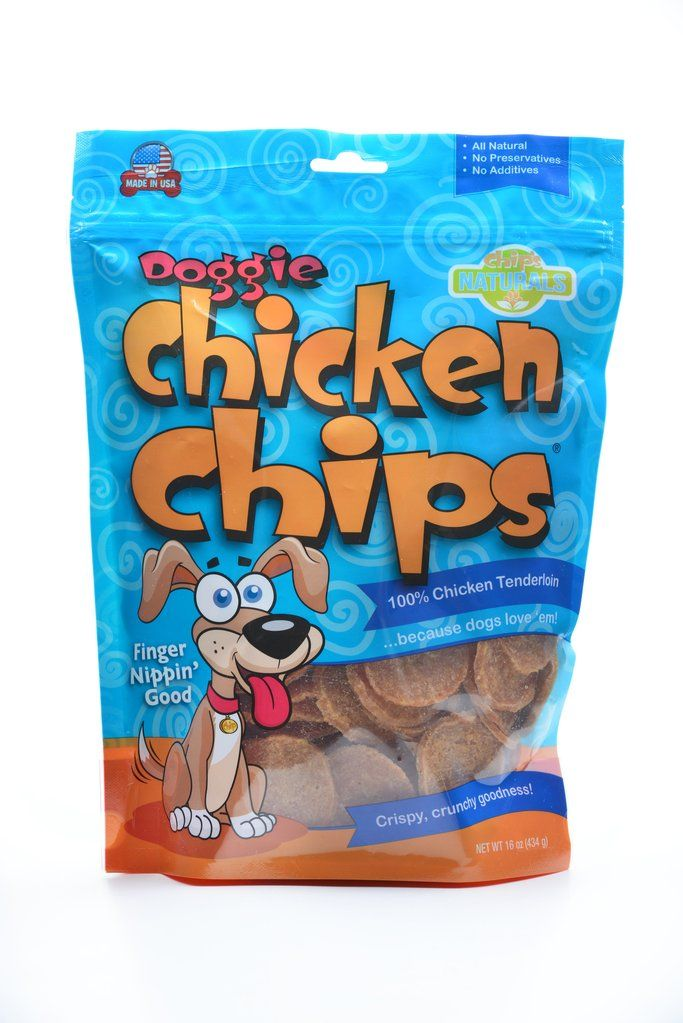 Doggie Chicken Chips Asheville North Carolina