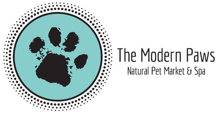 The Modern Paws Logo