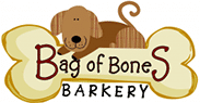 Bag of Bones Barkery Logo