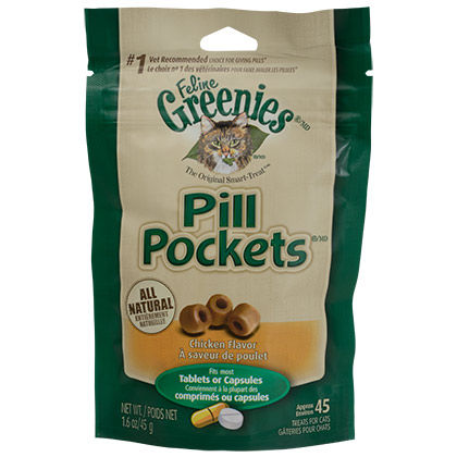 Pill Pockets Whitefish Montana
